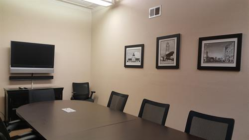 MAIN STREET DEPOT CONFERENCE ROOM