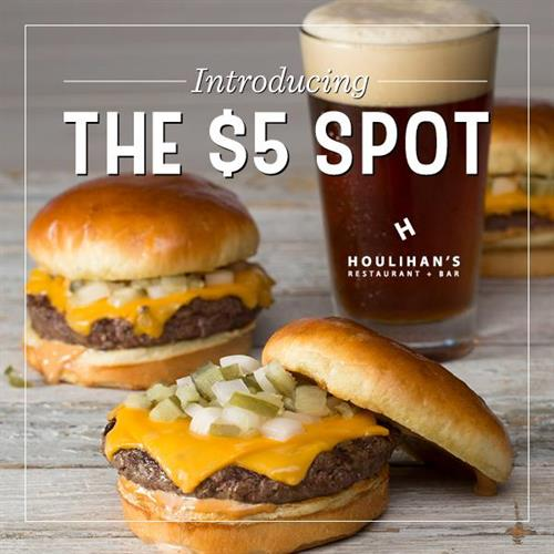 $5 Spot Happy Hour