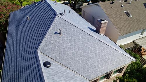"How about a ""porcelain"" tile roof !"