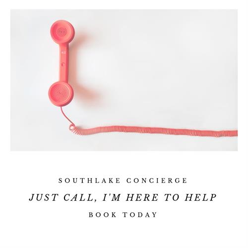 Busy? We can help!
