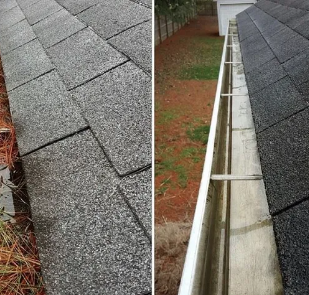 We can keep your gutters clean!