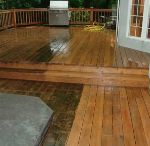 Pressure washing makes a huge difference!