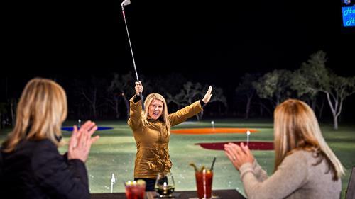 BigShots Golf Tee Box