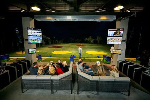 BigShots Golf Tee Boxes/Bays
