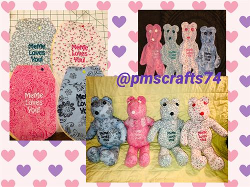 Sweet bears!