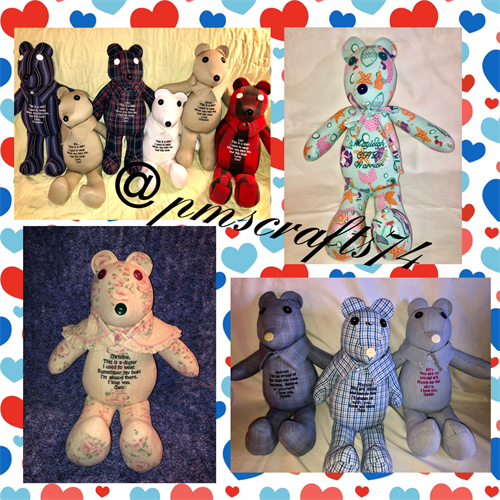 More examples of our bears