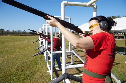 Clay Shooting Experience