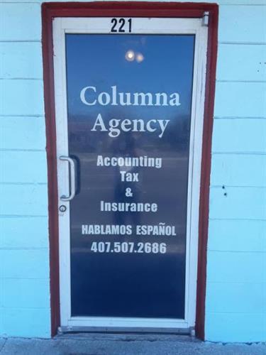 Columna Agency Window Perf