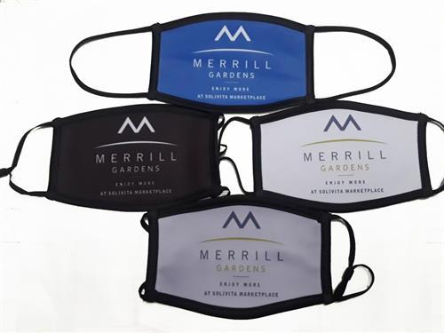 Merrill Gardens Face Masks