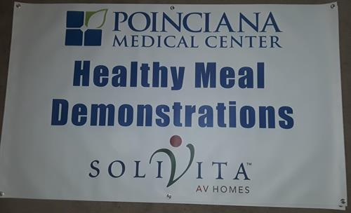 Poinciana Medical Center Banner