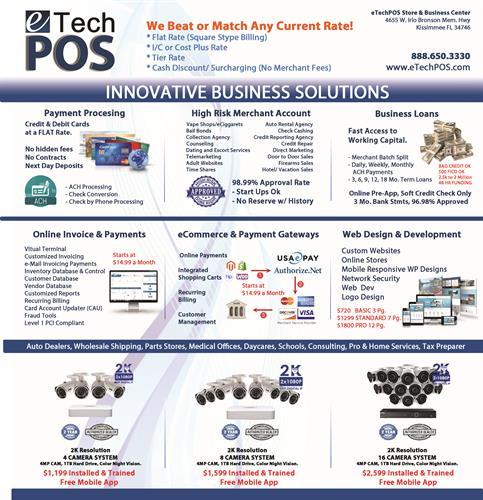 Promo Flyer Services