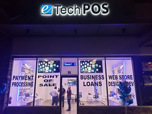 eTechPOS Store