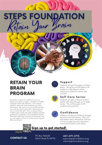 Retain Your Brain Program