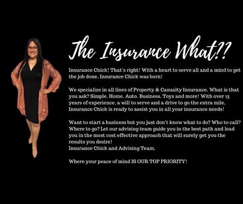 The Insurance whatttt??