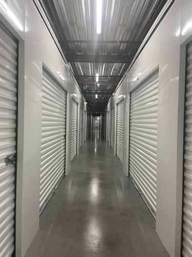 Climate controlled facility