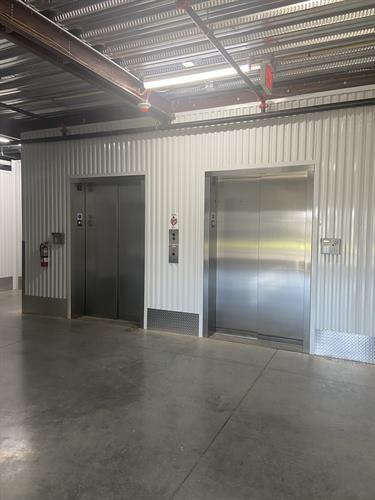 3 Floor storage facility. High ceiling units available .