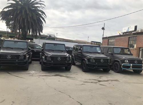 Big luxury Suv selection