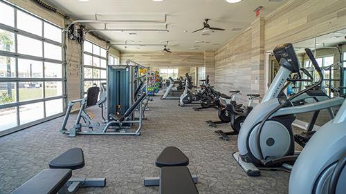 Fitness Center at Bridgewater