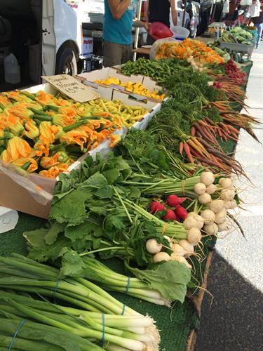 Every Friday Morning, join us for the Rancho Bernardo Farmer's Market 9-1pm in our upper parking lot!