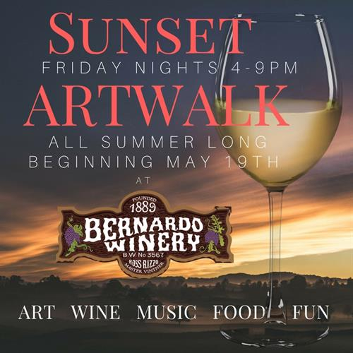 Friday Evenings all throughout the Summer, the winery is open late, until 9pm, with live music, food trucks and more.