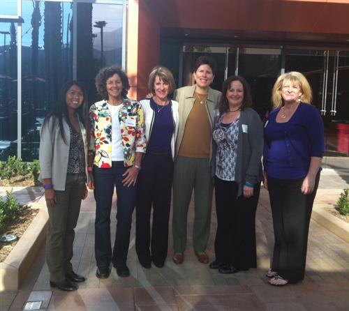 Women of Teradata at San Diego Women's Week