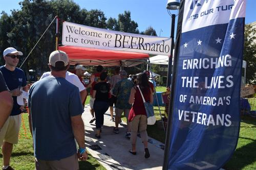 Welcome to Rancho Beernardo, the largest IPA festival to be found in San Diego