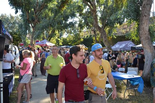 You DON'T want to miss this. Visit www.ranchobeernardofestival.com to learn more today.