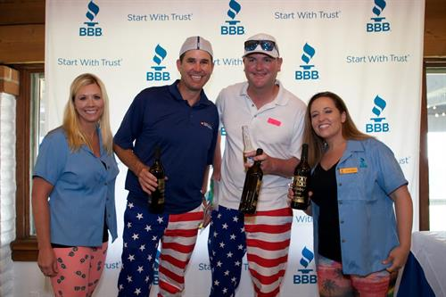 BBB's Annual Gerry Wilson Golf Classic 2017