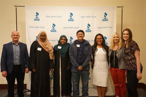 BBB's Student Ambassador Program 2017