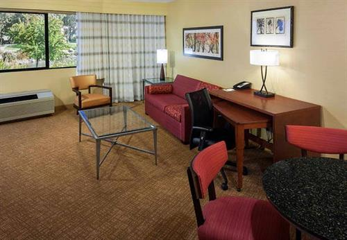Our Suites are spacious and comfortable