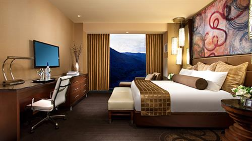 Our luxurious room is waiting for you!