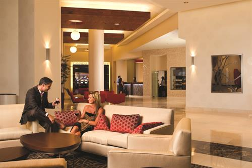 Valley View Casino & Hotel's luxury boutique hotel offers 12 Luxury Suites and 96 Deluxe Rooms, all with breathtaking views of the Palomar mountain range along with free internet, free valet service and a complimentary VIP breakfast.