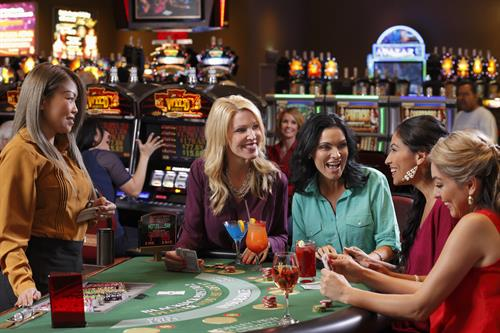 Get your heart racing on all your favorite table games at Valley View Casino & Hotel.