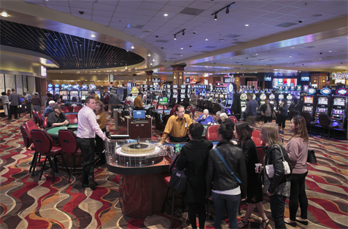 Valley View Casino & Hotel offers 2,000 Certified Loose slot machines and all your favorite table games.
