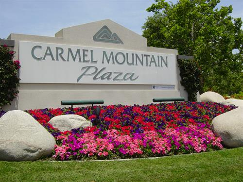 Carmel Mountain Plaza