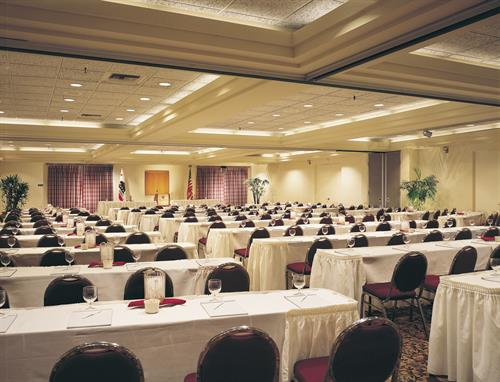 Grand Ballroom Private Meeting and Event Space