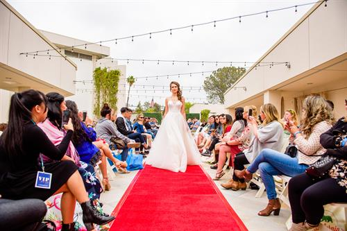 Bridal Fashion Show on Starlight Terrace