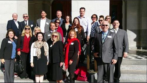 Southern California Rental Housing Association's Lobby Day in Sacramento