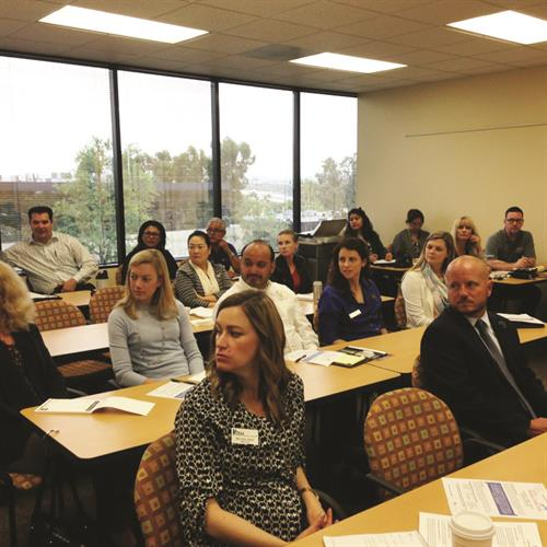 Quarterly Supplier Council Meeting