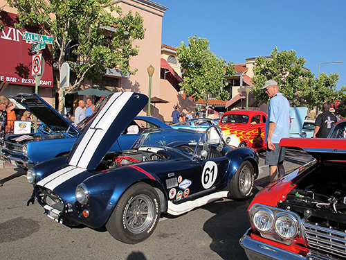 Cruisin' Grand Escondido - Friday nights, April through September