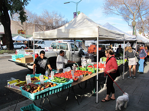 3 Weekly Farmers Markets!