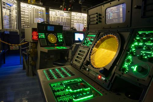 USS Midway Museum-Exhibit
