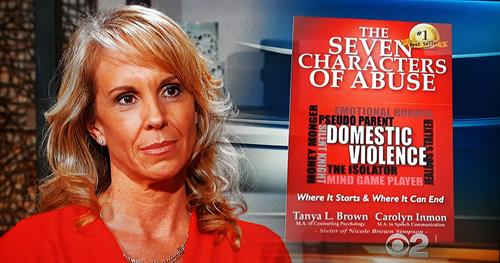 Dr. Phil Show Discussing Domestic Violence