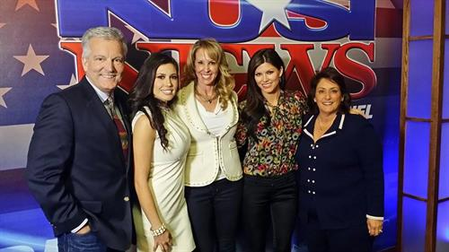 KUSI to Promote North San DIego Business Chamber's Women's Week with Debra Rosen, Pres.