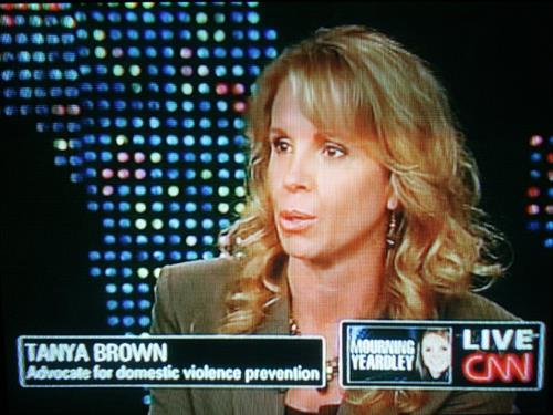 Larry King and Domestic Violence Interview