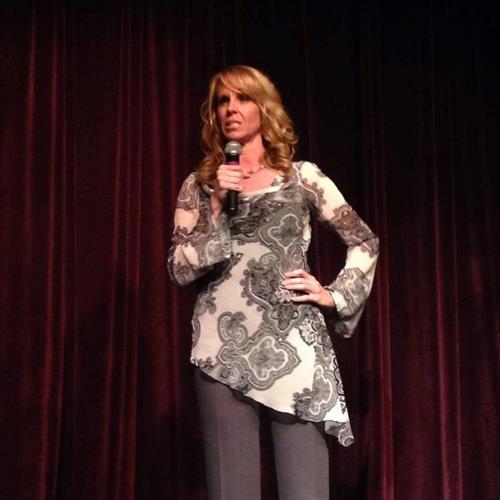 Speaking at SunCoast Mental Health in Vero Beach, FL