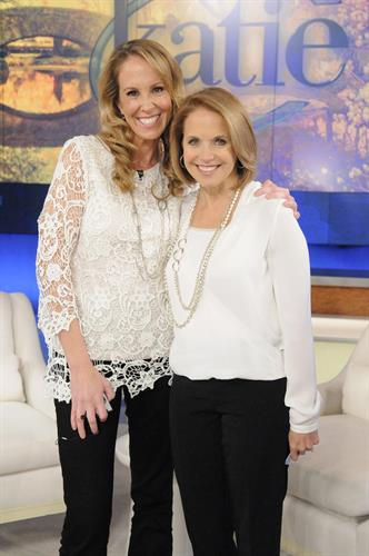 On Set With Katie Couric
