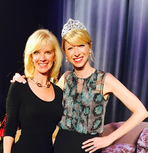 CEO Sheri Nasim with Best-Selling Author & TedTalk speaker, Amy Cuddy