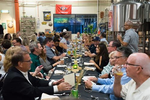 Beer Dinners, oh yes, we do. For private events, and the pleasure of our Loyalists!