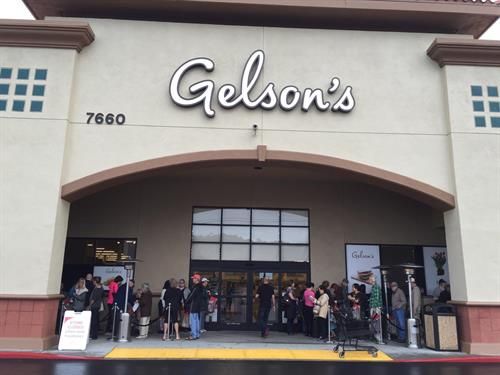 Gelson's La Costa/Carlsbad Store Front